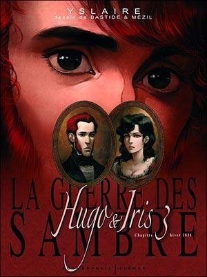 Couverture d'Hugo et Iris 3
